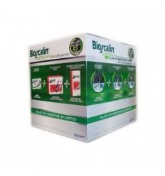 Bioscalin Sincrobiogenina Compresse+fiale+shampoo volumizzante