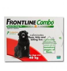 Frontline Combo 3 pipette per cani 4,02ml
