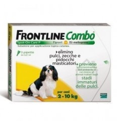 Frontline Combo 3 pipette 0,67ml