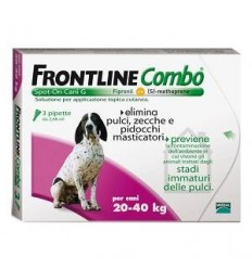 Frontline Combo 3 pipette 2,68 ml