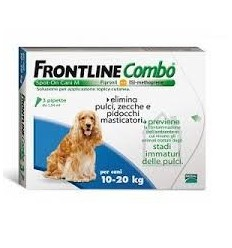 Frontline Combo 3 pipette 1,34ml