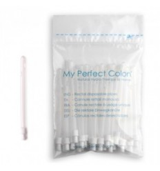 Cannula Rettale in Silicone 4mm