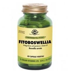 Solgar Fitoboswellia 60 capsule