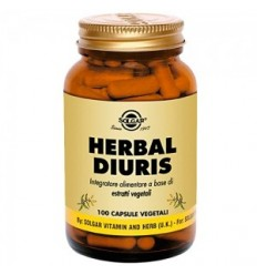 Herbal Diuris 100cps Veg