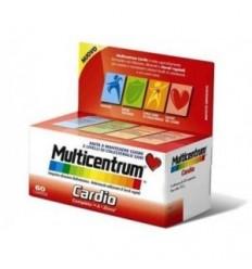 Multicentrum Cardio 60 compresse Integratore per il Colesterolo