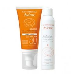Avene Crema Solare Protezione Alta SPF50 50ml+ Omaggio Acqua Termale Spray - 50 ml