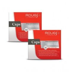 Rougj Caps Integratore Capelli 30capsule + 30 omaggio