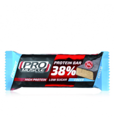 Promuscle Protein Bar 38% Cocc