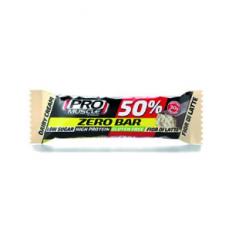 Promuscle Zero Bar 50% - 60gr gusto Fior di Latte