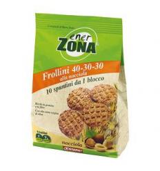 Enerzona Frollini Nocciola 250 gr