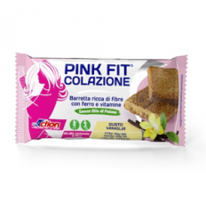 Proaction Pink Fit Colazione