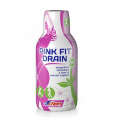 Proaction Pink Fit Drain 500ml