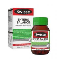 Swisse Entero Balance 20cps