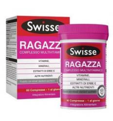 Swisse Multivit Ragazza 60cpr