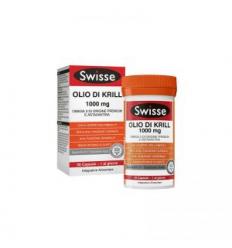 Swisse Olio Krill 40cps