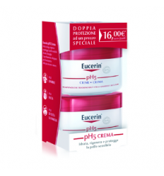 Eucerin pH5 Crema Family Pack