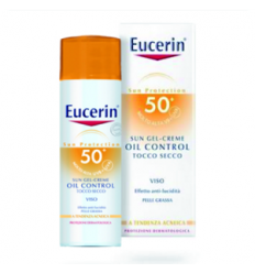 Eucerin Sun Oil Control 50+