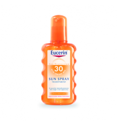 Eucerin Sun Spray Transparent FP 30