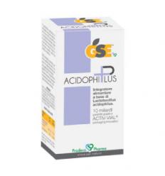 Gse Acidophiplus - 30 compresse