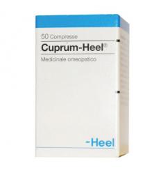 Guna Cuprum Heel - 50 compresse