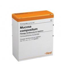 Guna Mucosa Compositum - 10fiale 2,2ml