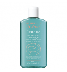 Avène Cleanance Gel Detergente - 200ml