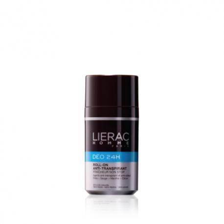 Lierac Homme Deodorante 24ore - 50ml