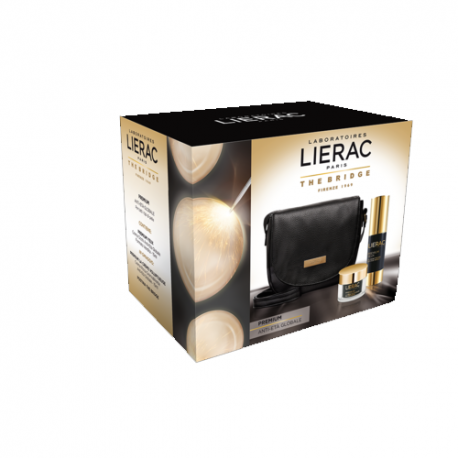 Lierac Cofanetto Premium Occhi + The Bridge Postina