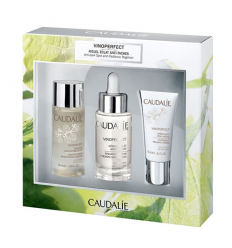 Caudalie Cofanetto Vinoperfect Illuminante e Antimacchie