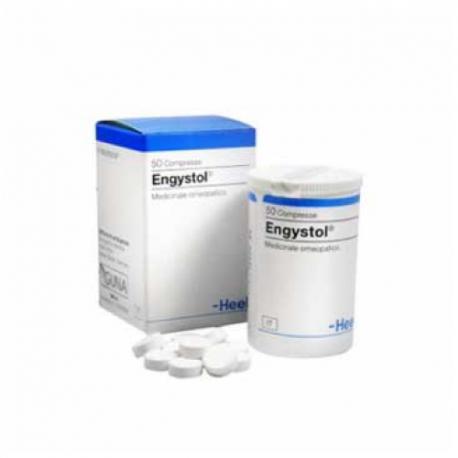 Guna Engystol - 50 Compresse