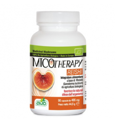 Micotherapy Reishi 90cps