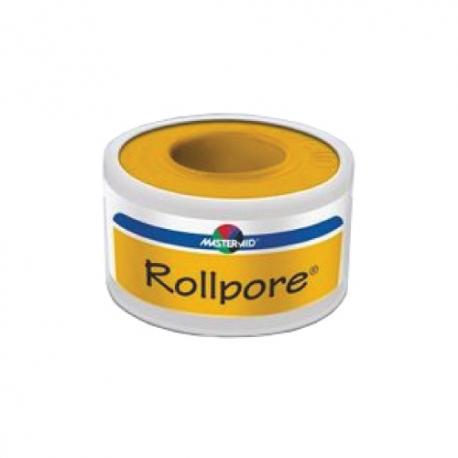 Master Aid Cerotto Rollpore - 1,25x500
