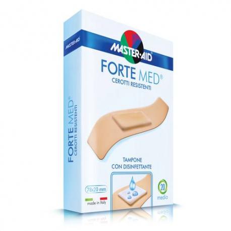Master Aid Forte Med - 2formati 20 pezzi