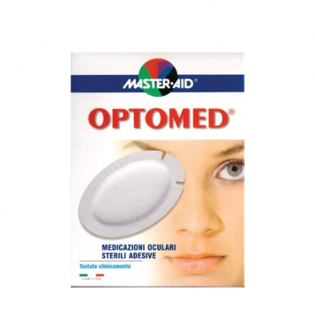 Master Aid Optomed Super - Medicazione Oculare 5 pezzi