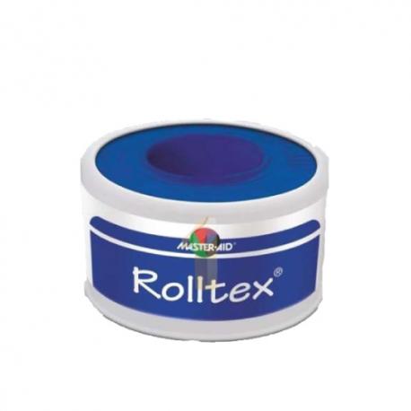 Master aid Rolltex Tela cerotto - 5x500cm