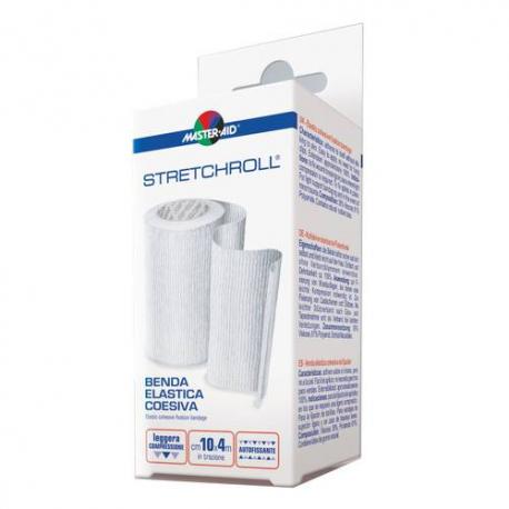 Master Aid Stretchroll - 8x4