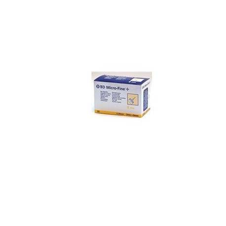 Ago Bd Microfine G31 5mm 100pz