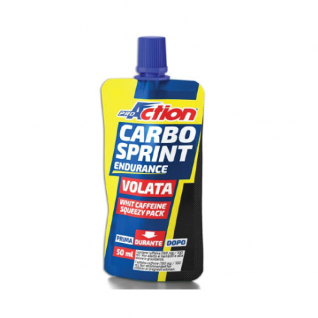 ProactionCarbo Sprint® Volata Arancia Rossa - 50ml