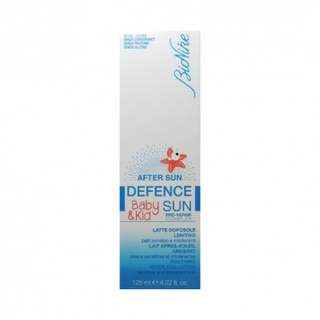 Bionike Defence sun baby latte doposole lenitivo - 125 ml