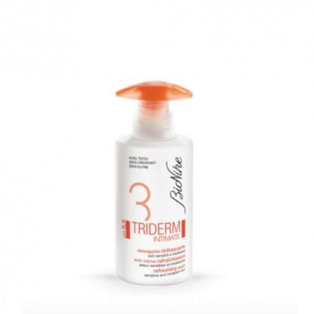 Bionike Triderm Intimate Detergente Rinfrescante - 250ml