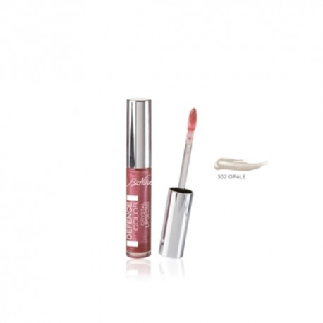Bionike Defence Color Crystal Lipgloss - 302 Opale 6ml