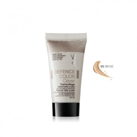 Bionike Defence Color Cover Fondotinta Fluido - 30ml Beige