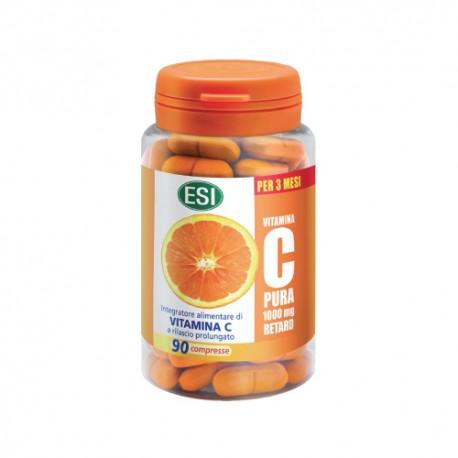 Vitamina C Pura Retard 90cpr