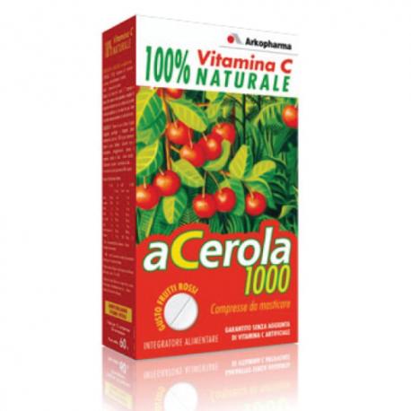 Arkofarm Acerola - 30 compresse masticabili
