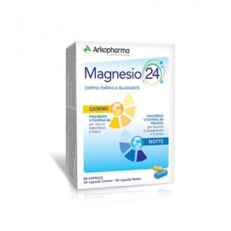 Arkopharma Arkocapsule Magnesio - 60 compresse