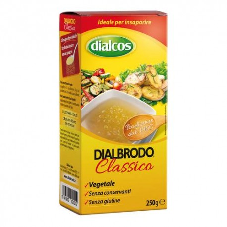 Dialbrodo Classico 250g