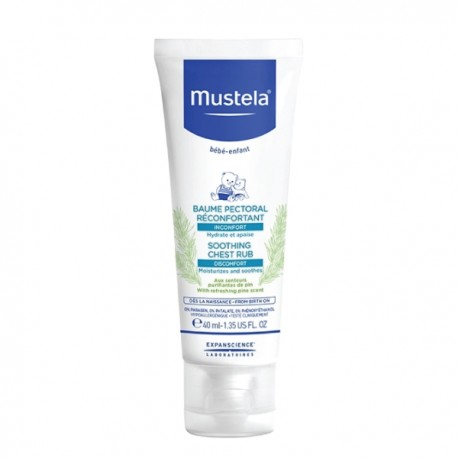 Mustela Crema Massaggio Balsam