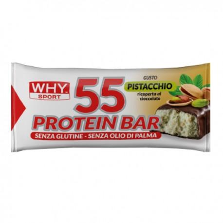 55 Protein Bar Pistacchio 55g