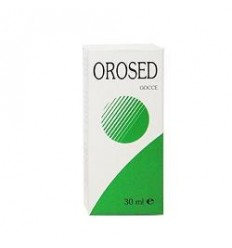 Orosed Gtt Erbe 30ml Tm