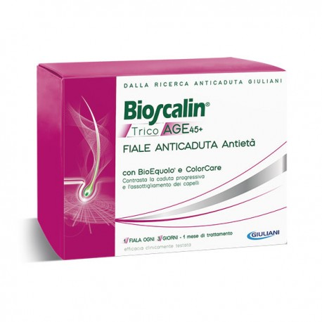 Bioscalin Tricoage Fiale Ps